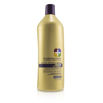 Pureology Nano Works Gold Condition (Youth-Renewing Formula For Demanding Colour-Treated Hair)