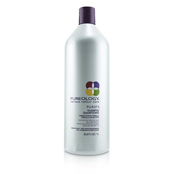 Pureology Purify Shampoo (For Colour-Treated Hair with Impurities)