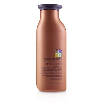 Pureology Reviving Red ShampOil (For Red/Copper Colour-Treated Hair)