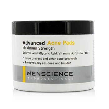 Menscience Advanced Acne Pads (Exp. Date: 02/2020)