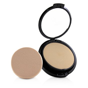 SCOUT Cosmetics Pressed Mineral Powder Foundation SPF 15 - # Shell