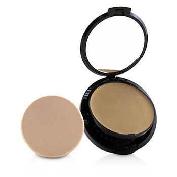 SCOUT Cosmetics Mineral Creme Foundation Compact SPF 15 - # Almond