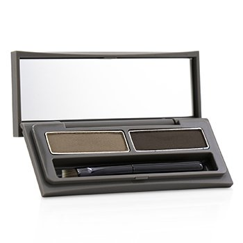 THREE Pressed Eyebrow Duo - # 03