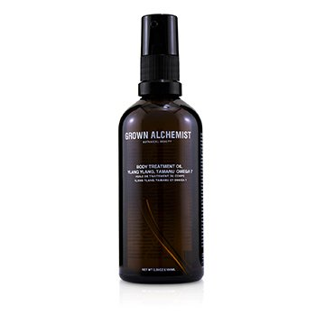 Grown Alchemist Body Treatment Oil - Ylang Ylang, Tamanu & Omega 7