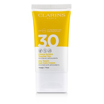 Clarins Dry Touch Sun Care Cream For Face SPF 30