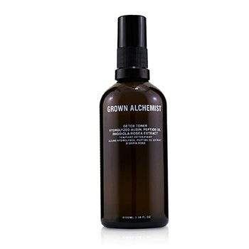 Grown Alchemist Detox Toner - Hydrolyzed Algin, Peptide-33 & Rhodiola Rosea Extract