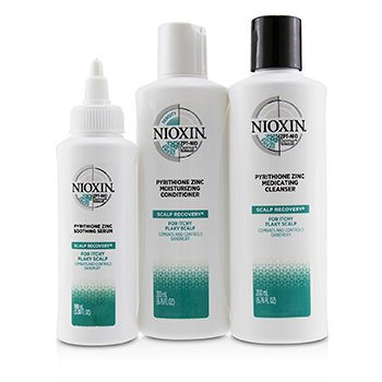 Nioxin Scalp Recovery Kit - For Itchy Flaky Scalp