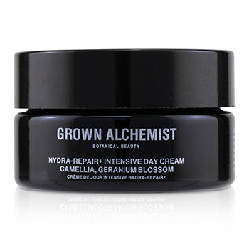 Grown Alchemist Hydra-Repair+ Intensive Day Cream - Camellia & Geranium Blossom (Box Slightly Damaged)