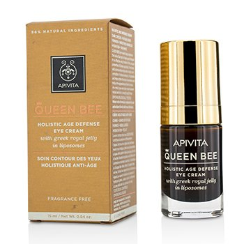 Apivita Queen Bee Holistic Age Defense Eye Cream (Exp. Date: 03/2020)