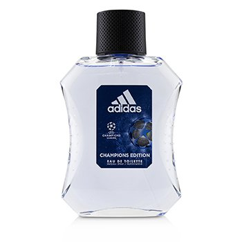 Adidas Champions League Eau De Toilette Spray (Champions Edition)