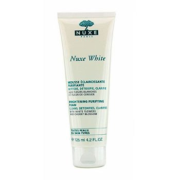 Nuxe Nuxe White Brightening Purifying Foam (Exp. Date 02/2020)