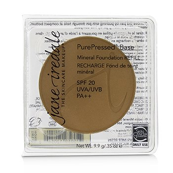 Jane Iredale PurePressed Base Mineral Foundation Refill SPF 20 - Sweet Honey
