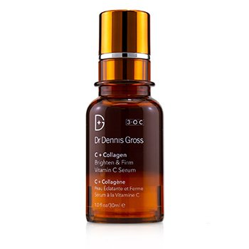 Dr Dennis Gross C + Collagen Brighten & Firm Vitamin C Serum - Salon Product