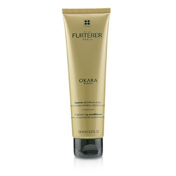 Rene Furterer Okara Blond Blonde Radiance Ritual Brightening Conditioner (Natural, Highlighted or Coloured Blonde Hair)