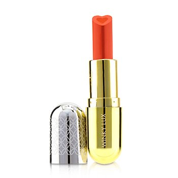 Winky Lux Steal My Heart Lipstick - # Call Me (Red-Orange)