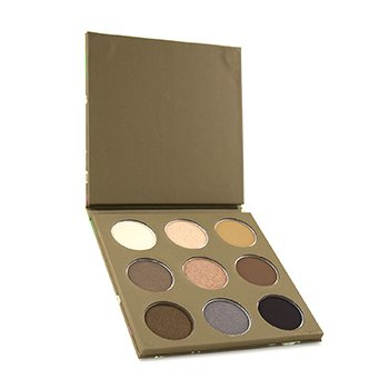 Winky Lux Eyeshadow Palette (9x Eyeshadow) - # Coffee