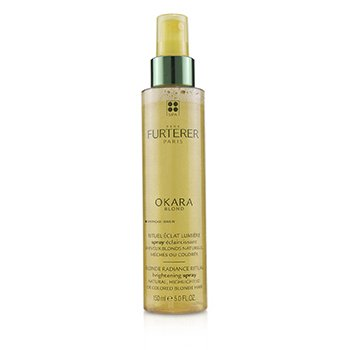 Rene Furterer Okara Blond Blonde Radiance Ritual Brightening Spray (Natural, Highlighted or Colored Blonde Hair)