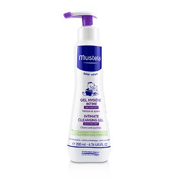 Mustela Intimate Cleansing Gel - Cleanses & Soothes