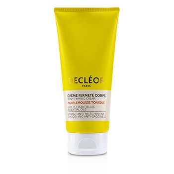 Decleor Body Firming Cream with Tonic Grapefruit Essential Oils