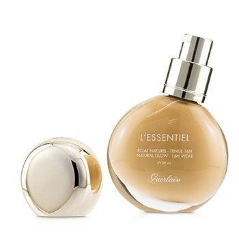 Guerlain L'Essentiel Natural Glow Foundation 16H Wear SPF 20 - # 045N Amber