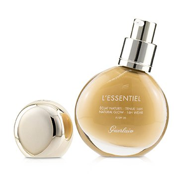 Guerlain L'Essentiel Natural Glow Foundation 16H Wear SPF 20 - # 04W Medium Warm
