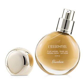 Guerlain L'Essentiel Natural Glow Foundation 16H Wear SPF 20 - # 045W Amber Warm