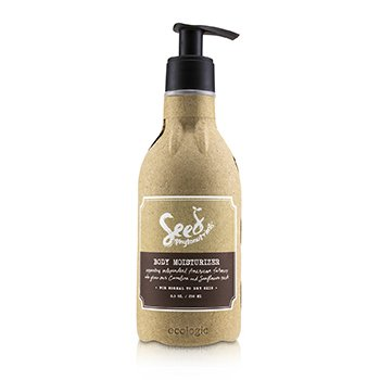 Seed Phytonutrients Body Moisturizer ( For Normal To Dry Skin)