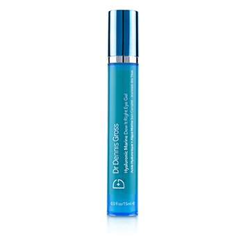 Dr Dennis Gross Hyaluronic Marine Dew It Right Eye Gel (Salon Product)