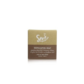 Seed Phytonutrients Exfoliating Soap (For All Skin Types)