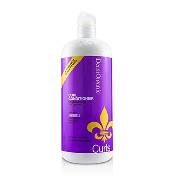 DermOrganic Curls Curl Conditioner (Ultra Moisturizing For Curl Hair)