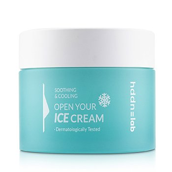 SNP Hddn=Lab Open Your Ice Cream (Soothing & Cooling Icy Face Cream)