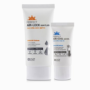 UV Perfect Air-Lock SPF 50+ Sun Fluid (UVA/UVB Defense)