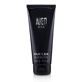 Thierry Mugler (Mugler) Alien Man Hair And Body Shampoo