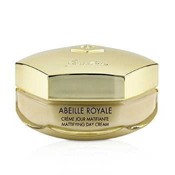 Guerlain Abeille Royale Mattifying Day Cream - Firms, Smoothes, Corrects Imperfections
