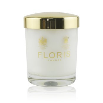 Floris Scented Candle - Peony & Rose