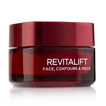 LOreal Revitalift Face, Contours & Neck Moisturizing Cream