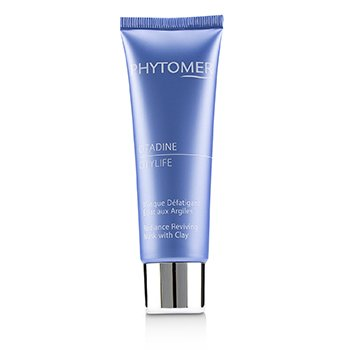 Phytomer Citadine Citylife Radiance Reviving Mask With Clay