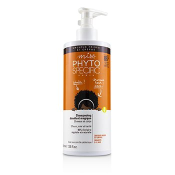 Phyto Phyto Specific Magic Detangling Shampoo (Hair and Body ; Age 3-12)