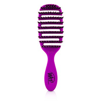 Wet Brush Pro Flex Dry Shine Enhancer Boar Bristle - # Pink