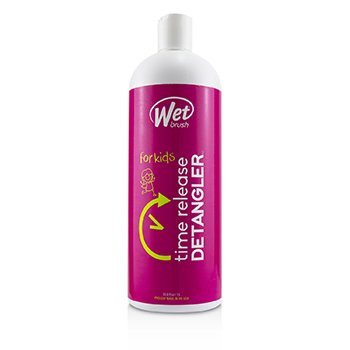 Wet Brush Time Release Detangler - For Kids