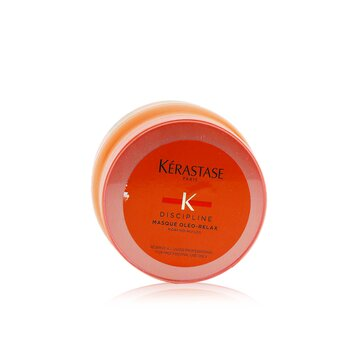 Kerastase Discipline Masque Oleo-Relax Control-in-Motion Masque (Voluminous and Unruly Hair)