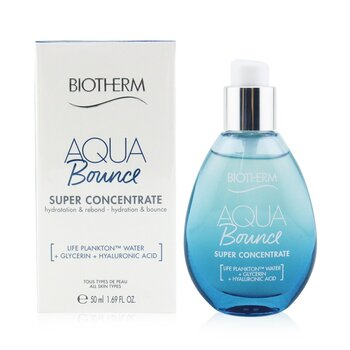Biotherm Aqua Bounce Super Concentrate - Hydration & Bounce (For All Skin Types)