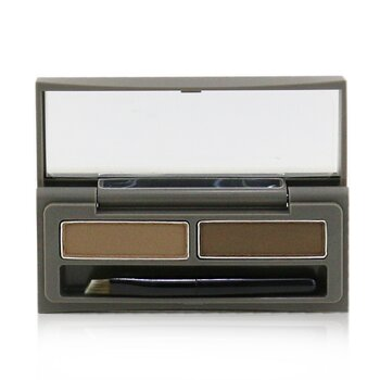 THREE Pressed Eyebrow Duo - # 02