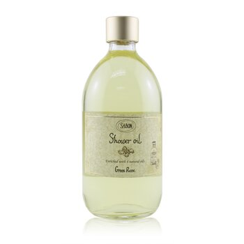 Sabon Shower Oil - Green Rose (Exp. Date 08/2020)