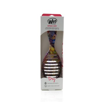 Wet Brush Speed Dry Detangler Nea Floral  - # Floral Garden