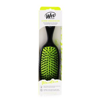 Wet Brush Shine Enhancer - # Black