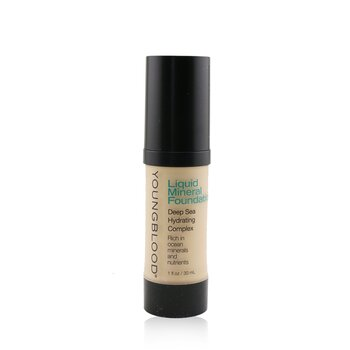 Youngblood Liquid Mineral Foundation - Ivory