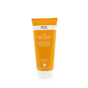Ren Radiance AHA Smart Renewal Body Serum