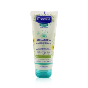 Mustela Stelatopia Cleansing Gel - For Atopic-Prone Skin
