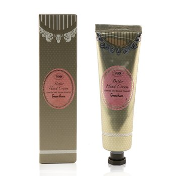 Butter Hand Cream - Green Rose (Box Slightly Damaged)